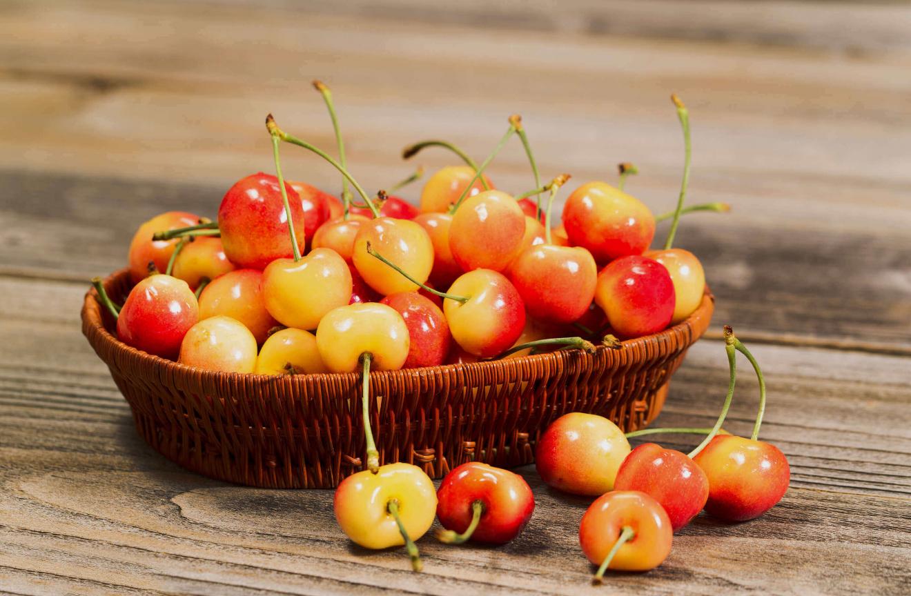 r cherries